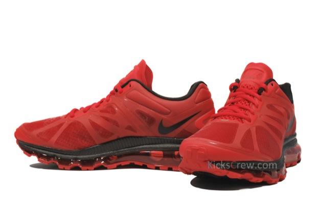 Air Max 2012 Red